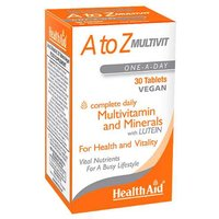 Health Aid  A to Z Multivit from Health Aid