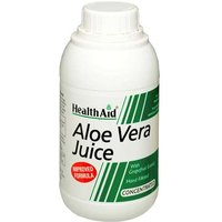 Health Aid Aloe Vera Concentrated Juice 500g from Health Aid