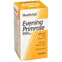 Health Aid Evening Primrose 1000mg 60 capsules from Health Aid