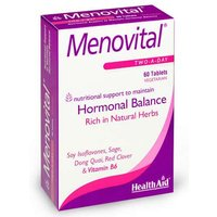 Health Aid Menovital 60 Tablets from Health Aid
