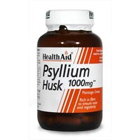 Health Aid Psyllium Husk 60 1000mg Capsules from Health Aid