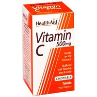 Health Aid Vitamin C 500mg 100 Tables from Health Aid