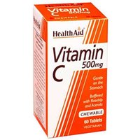Health Aid Vitamin C 500mg 60 tablets from Health Aid