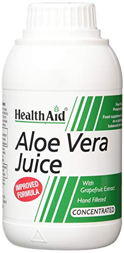 HealthAid Aloe Vera Juice 500ml Vegetarian from HealthAid
