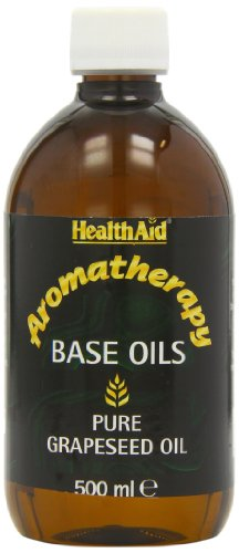 HealthAid Grapeseed Oil 500ml from HealthAid