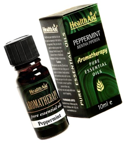 HealthAid Peppermint (Mentha piperita) Oil 10ml from HealthAid