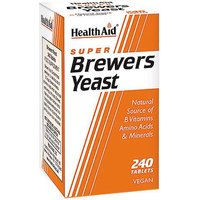 HealthAid Super Brewers Yeast 240 Tablets from HealthAid