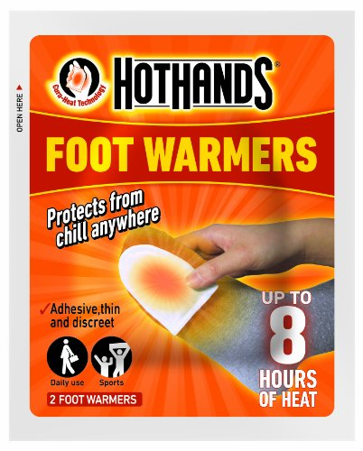 Hot Hands Foot Warmers 6 pairs from Heatmax