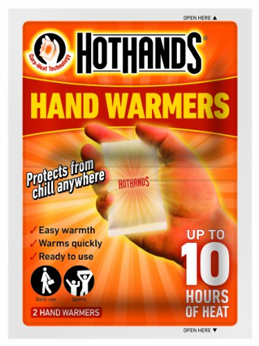 Hot Hands Instant Hand Warmers. 6 Pairs from Heatmax