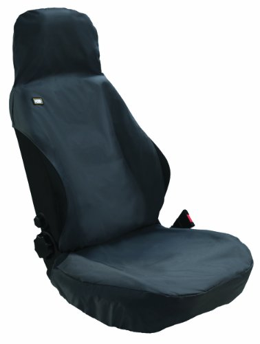 Heavy Duty Design HDD-211 Seat Cover Airbag Compatible - Black from Heavy Duty Designs