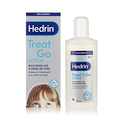 Hedrin Treat and Go Lotion, 250 ml from Hedrin