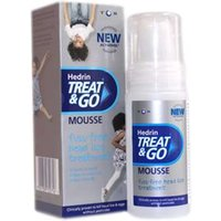 Hedrin Treat and Go Mousse 100ml from Hedrin