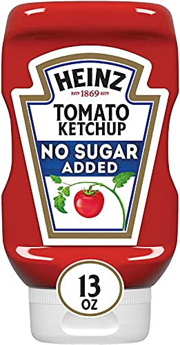 Heinz Reduced Sugar Tomato Ketchup, 13 Oz from Heinz