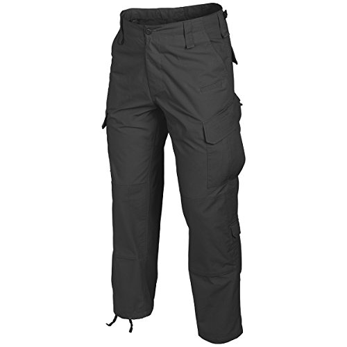 Helikon CPU Trousers Polycotton Ripstop Black size L Reg from Helikon