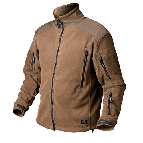 Helikon Liberty Heavy Fleece Mens Polar Jacket Coyote Tan from Helikon