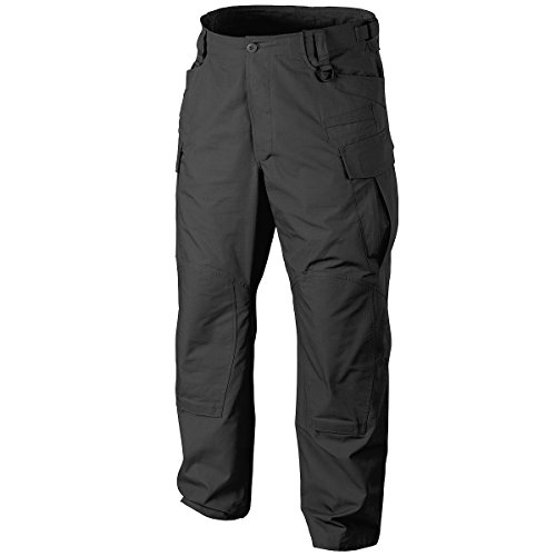 Helikon Men's SFU NEXT Trousers Black Ripstop size S Long from Helikon