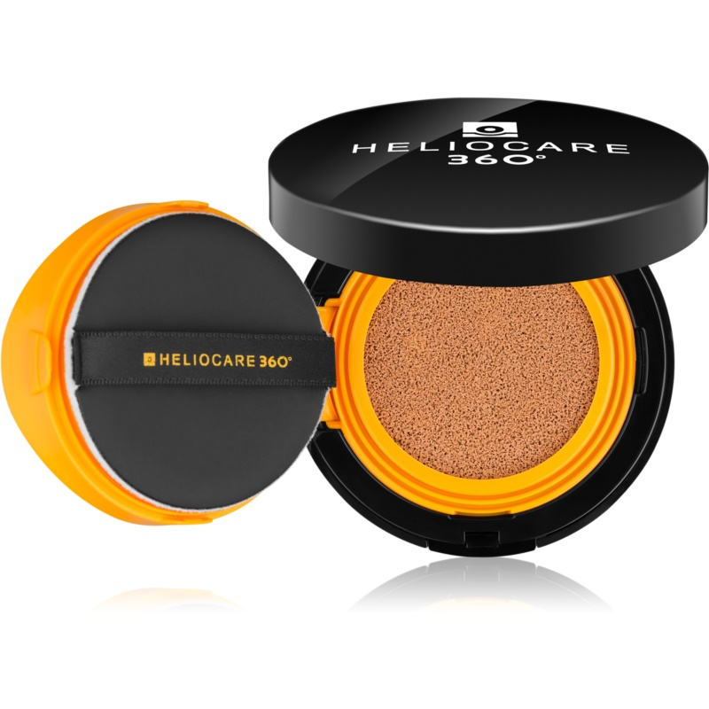 Heliocare 360° Lightweight Protective Cushion Foundation SPF 50+ Shade Bronze 15 g from Heliocare