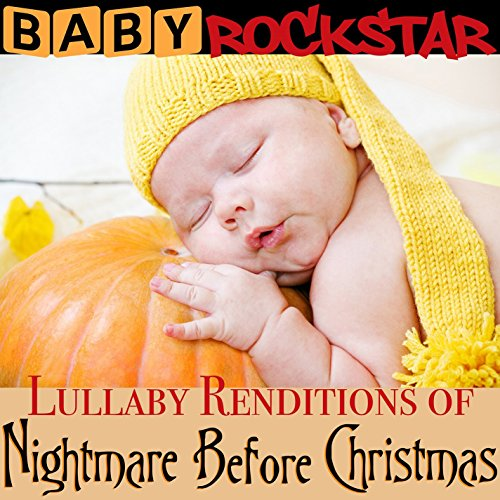 Lullaby Renditions Of 'the Nightmare Before Christmas' from Helisek Music Publis