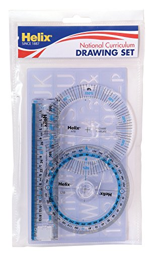 Helix National Curriculum Drawing Set from Helix