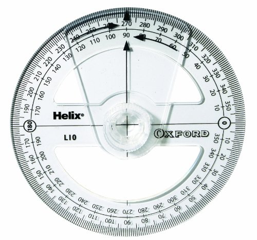 Helix Oxford 360 Degree Angle Measure L10011 from Helix