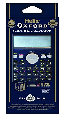Helix RC2072 Oxford Scientific Calculator from Helix