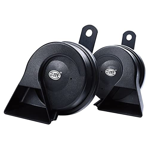 Hella 3FH 007 728-831 Horn Set, 12 V, 72 W from Hella
