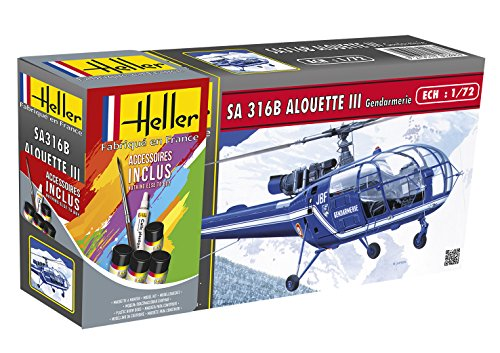 Heller HEL56286 Model Kit, Various from Heller