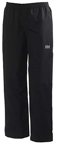 Helly Hansen Kid's JR Dubliner Pant, Black, Size 8 from Helly Hansen
