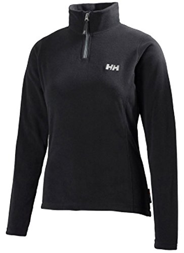 Helly Hansen Women's Day Breaker 1/2 Zip Fleece - Black, Large from Helly Hansen