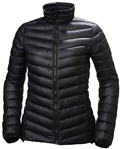 Helly Hansen Women's Verglas Down Jacket, Black, Large from Helly Hansen