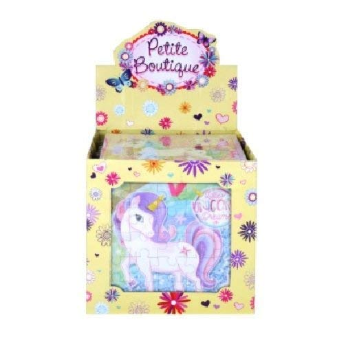 Henbrandt Unicorn - 25 Piece Mini Jigsaw Puzzle - Wholesale Box of 108 from HENBRANDT