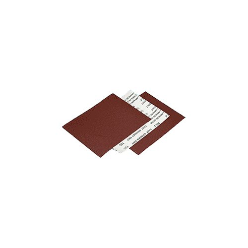 Hermes A.0622-240 Abrasive Sheet for Hand Use, P240 Grit, Aluminium Oxide, 230 mm Width x 280 mm Length (Pack of 100) from Hermes