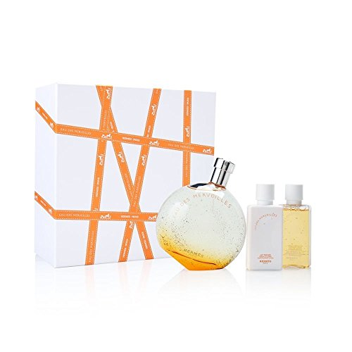 Hermes Eau Des Merveilles Eau de Toilette Spray for Woman, 100 ml from Hermes