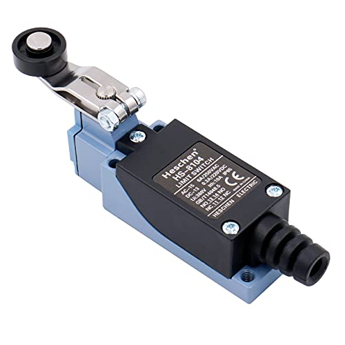 Heschen CNTD Limit switch TZ-8104 Rotary Roller Lever 10A 250VAC SPDT Momentary for CNC Mill Plasma IP65 from Heschen