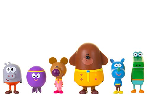 Hey Duggee 1870R Squirrel Figurine Set with Duggee, Multi from Hey Duggee