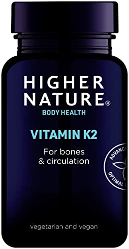 Higher Nature Vitamin K2 Pack of 60 from Higher Nature