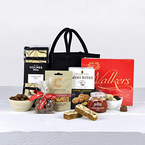 Hampers from Highland Fayre - Life's Little Luxuries gift hamper from Highland Fayre Hampers