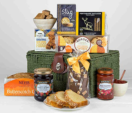 Scottish Hampers - The Scottish Gift Basket from HIGHLAND FAYRE EST.1985