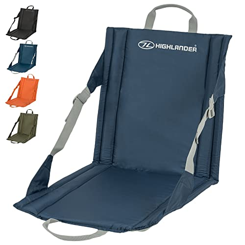 Highlander Outdoor Seat - Blue from Highlander
