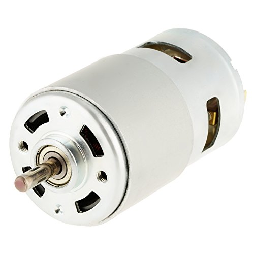 775 12V 12000RPM Electric Small Micro Motor High Speed Miniature DC Brushless Motor for Electric Power Tool from Hilitand