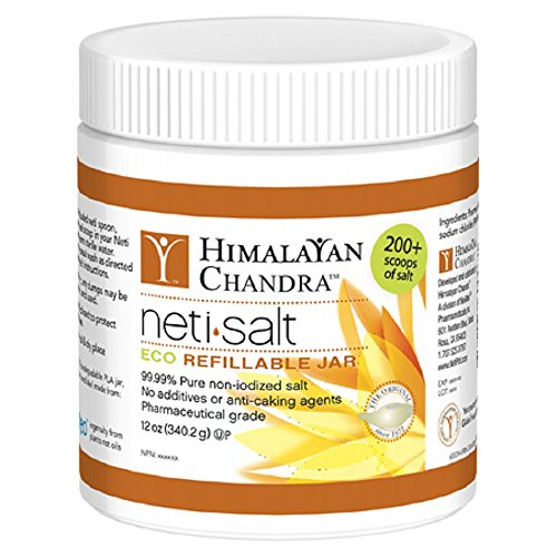Himalayan Institute Press Neti Pot Salt 285 g from Himalayan Institute