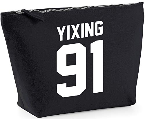Hippowarehouse Yixing 91 printed make up cosmetic wash bag 18x19x9cm from Hippowarehouse