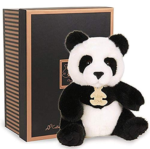 Histoire d'Ours Les Authentiques HO2212 Panda Cuddly Toy from Histoire d'ours