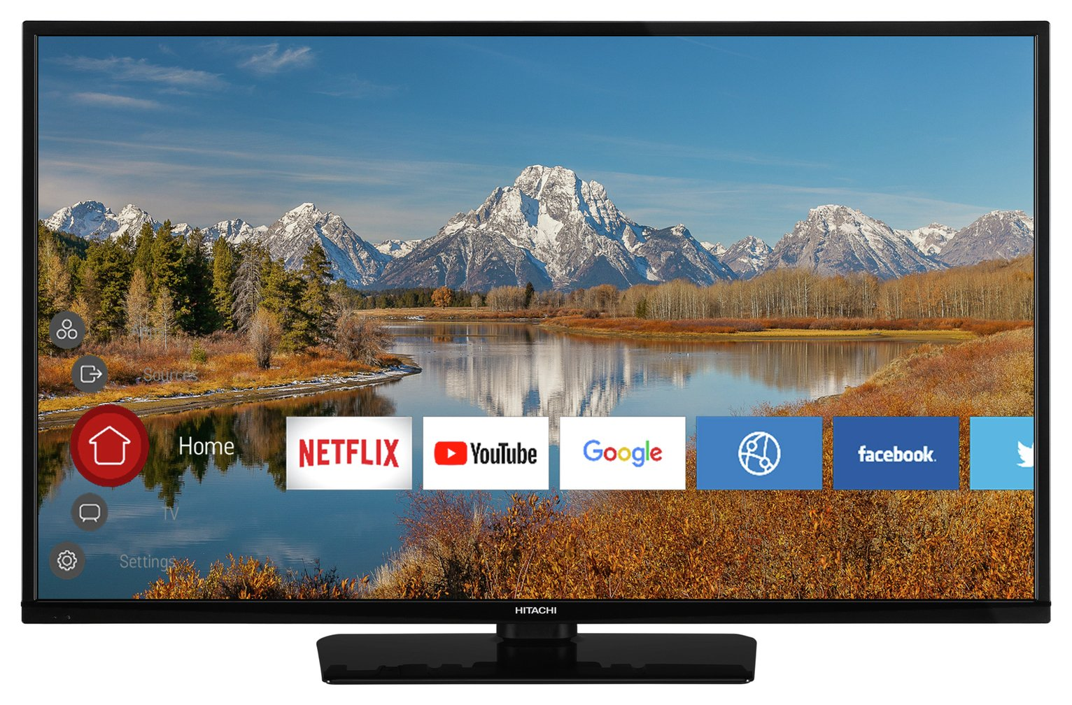 Hitachi 49 Inch Smart Full HD TV from Hitachi