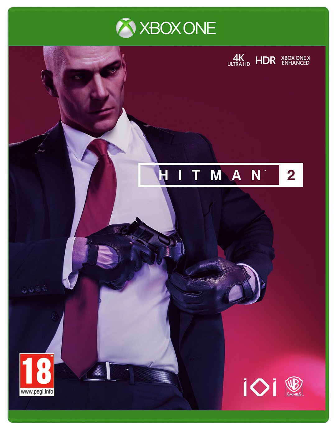 Hitman 2 Xbox One Game from Hitman