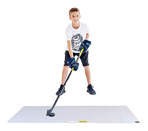 Hockey training surface, intended to improve the hockey stickhandling and shot technique, develop a strong shot (MY SHOOT PAD) from Hockey Revolution