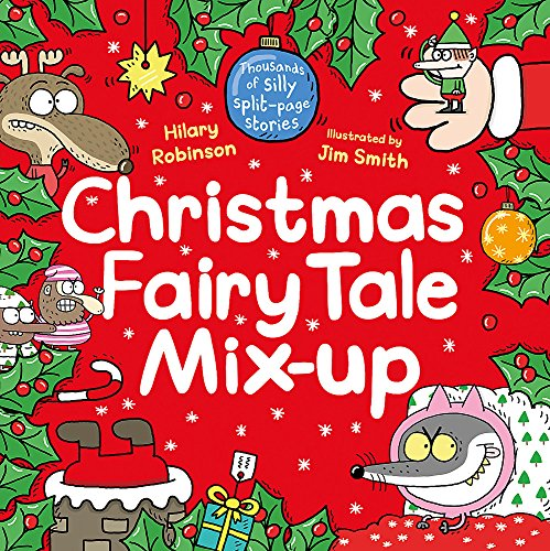 Christmas Fairy Tale Mix-Up from Hodder Children's Books