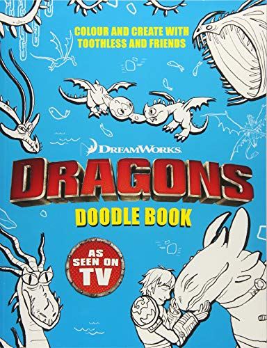 Dragons: Doodle Book from Hodder Children's Books