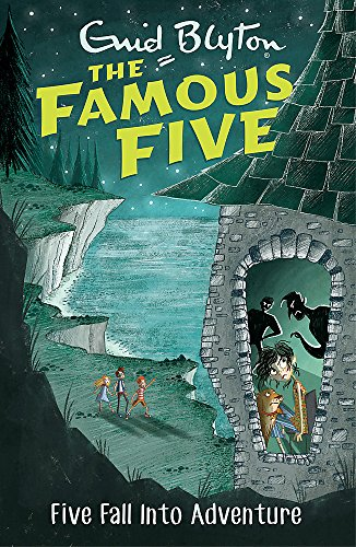 Five Fall Into Adventure: Book 9 (Famous Five) from Hodder Children's Books