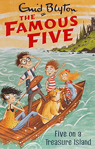 Five On A Treasure Island: Book 1 (Famous Five) from Hodder Children's Books